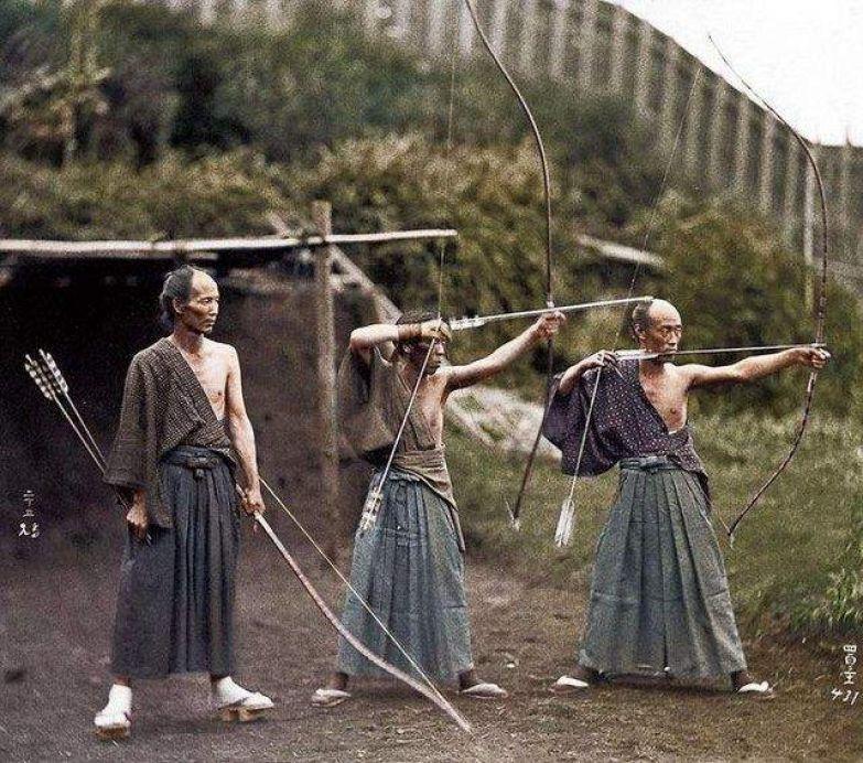 Японські лучники дзен