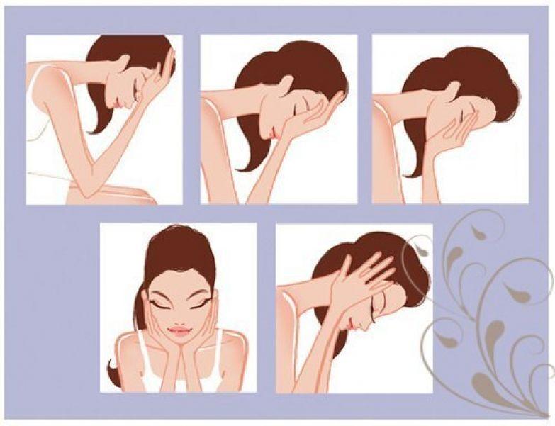 Как убрать отеки лица по утрам