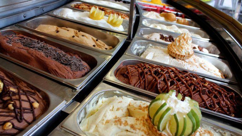 Из чего делают мороженое в Италии? занимательные факты, факт, факты