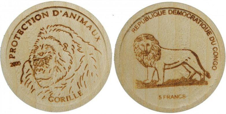 Где была изготовлена деревянная монета, являющаяся официальным платёжным средство? занимательные факты, факт, факты