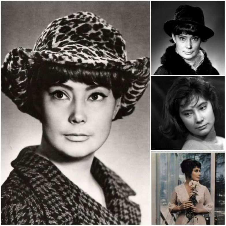 Татьяна Самойлова актрисы, лица, фото