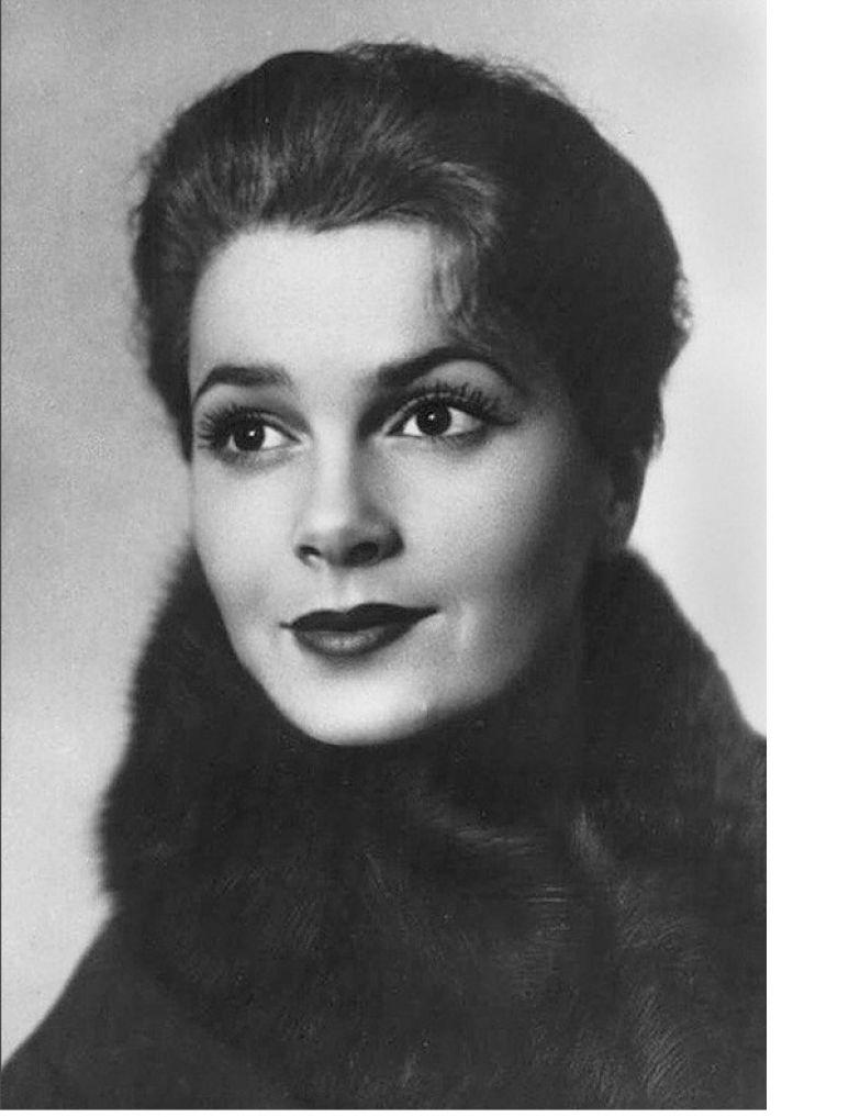Элина Быстрицкая актрисы, лица, фото