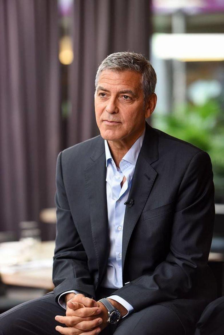 15. Джордж Клуни - до того, как стать одним из секс-символов Голливуда, сменил множество профессий. Клуни был разнорабочим на стройке, продавцом женской обуви, страховым агентом и резчиком табака. звезды, знаменитости, истории, карьера, люди, неожиданно, работа, слава