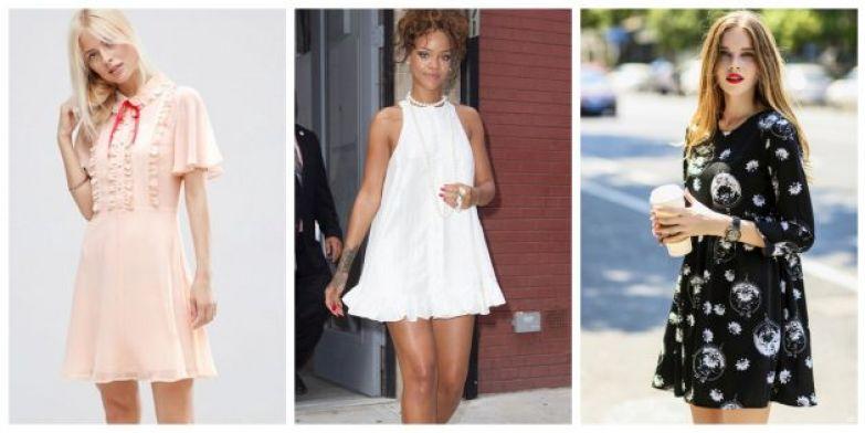 Самые модные платья 2018 года: Беби-долл