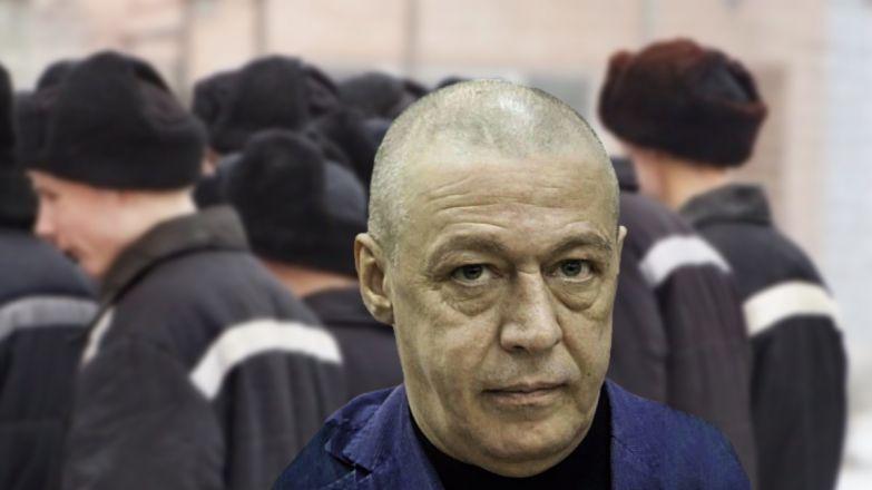 Заключенные высказались против работы с Ефремовым в СИЗО
