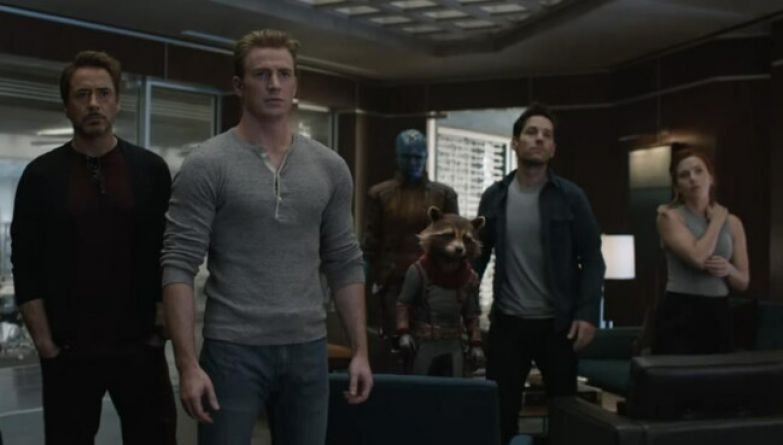 """""""Мстители: Финал"""" Фото: twitter.com/Avengers"""
