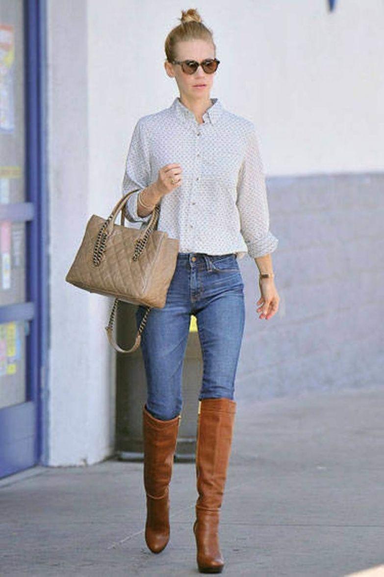 Самые модные фасоны джинсов скинни 1