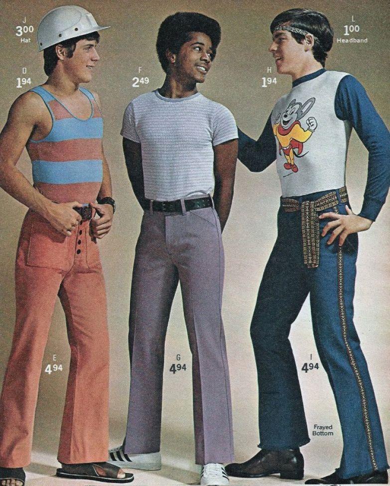 1970s men fashion