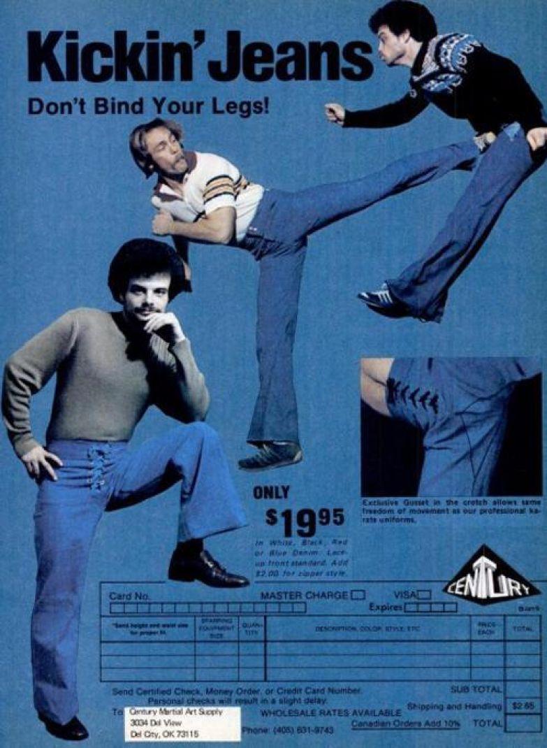 kickin jeans