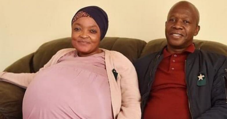 В ЮАР женщина родила сразу 10 детей и претендует на мировой рекорд