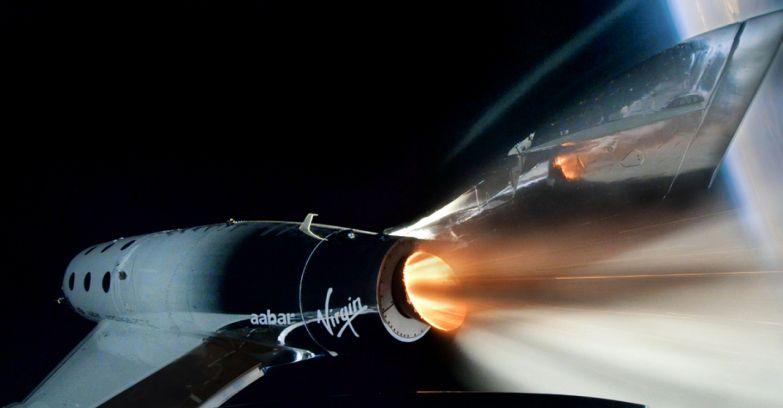 Обновлено: Ричард Брэнсон слетал в космос на собственном космоплане - ITC.ua