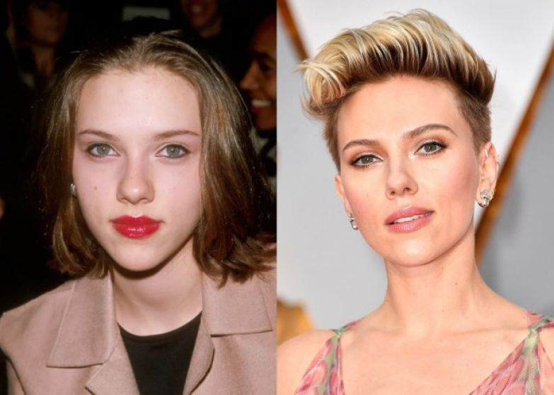 """""""Голливуд сделал краше"""" - 8 актрис, которые раньше выглядели просто, а теперь роскошно"""