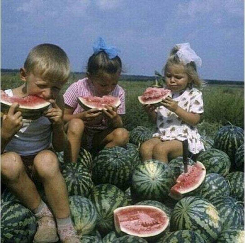 «Советское детство». Ностальгическая фотоподборка, которая перенесет нас в прошлое