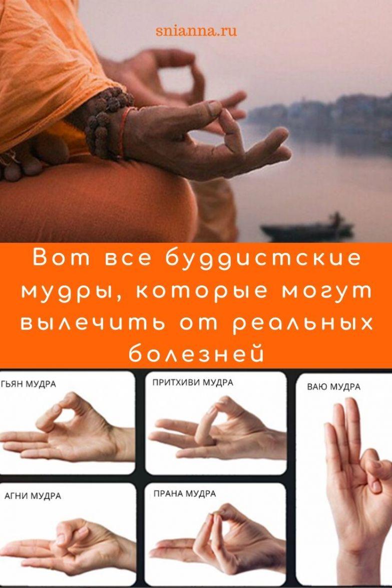 буддистские мудры