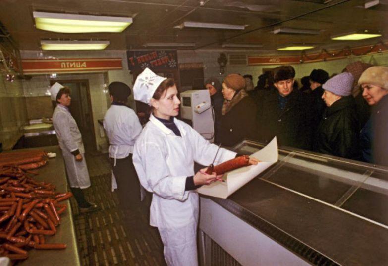 СССР — страна бытового воровства