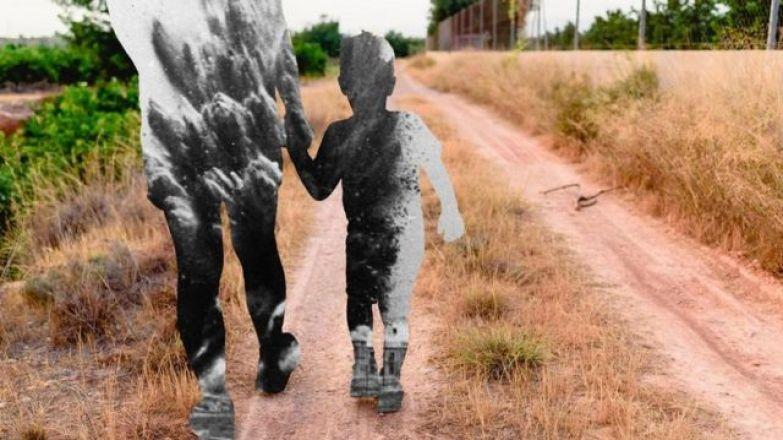 семья, травма, война