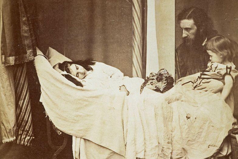 Мэри Дж. Макдональд мечтает о своем отце и брате Рональде