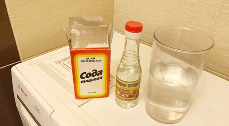 как очистить стиральную машину лимонной кислотой