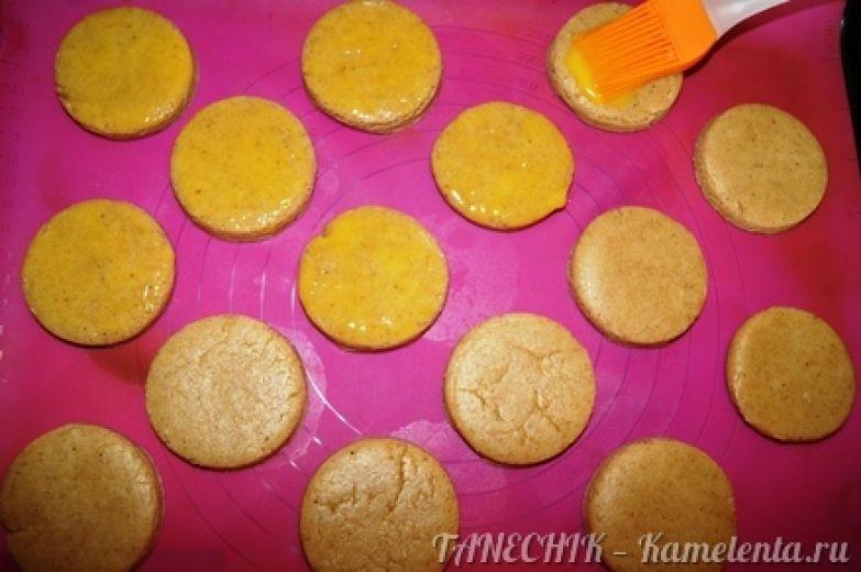 Приготовление рецепта Душистое медовое печенье шаг 7