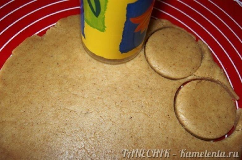 Приготовление рецепта Душистое медовое печенье шаг 6