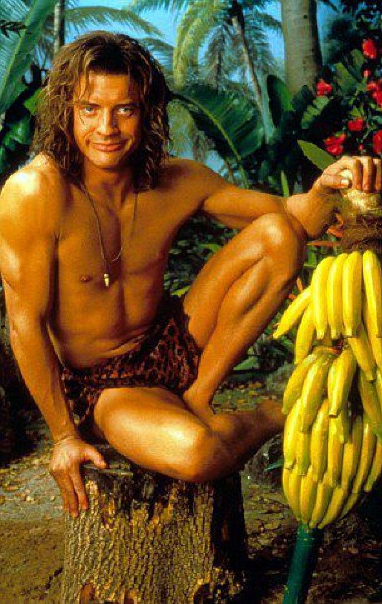 Кадр из фильма Джордж из джунглей