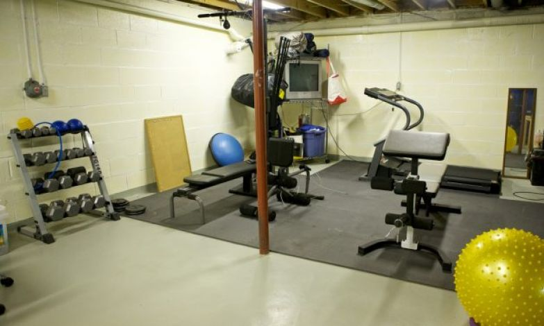 фитнес-советы: спортзал дома