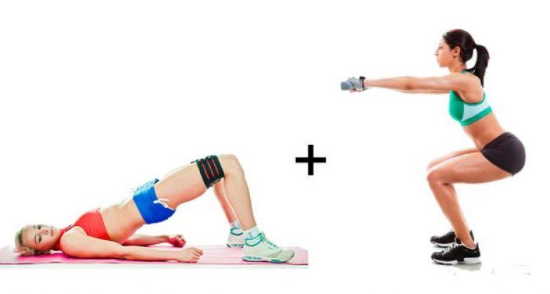 фитнес-советы: упражнения для проработки ягодичных мышц