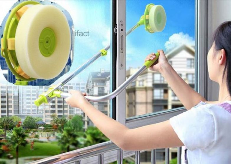 Щётка для мытья окон