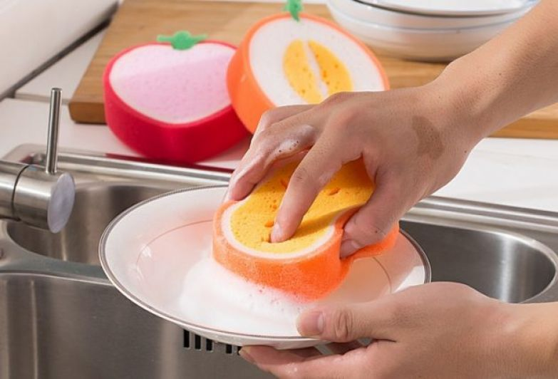 Аппетитные губки для мытья посуды