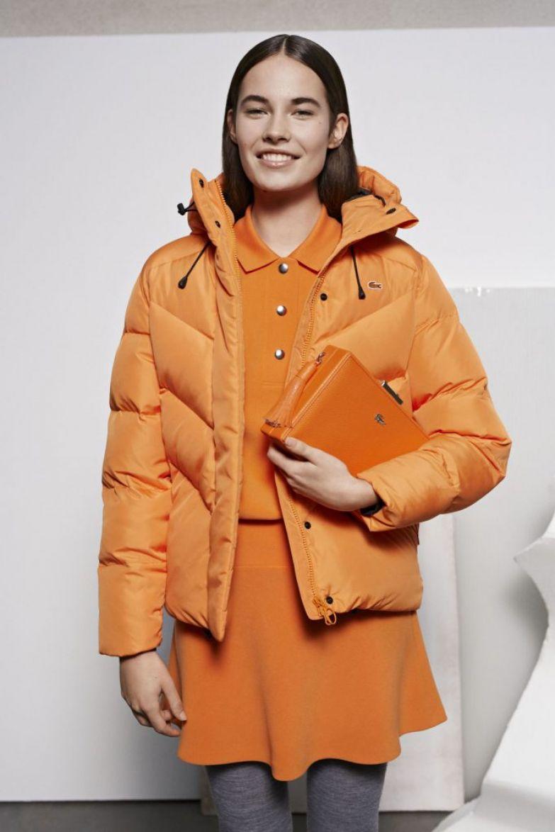 стильный модный пуховик зима 2017