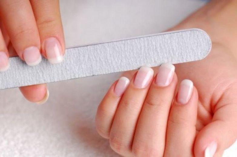 Научитесь правильно подпиливать ногти! | Красивые ногти ...