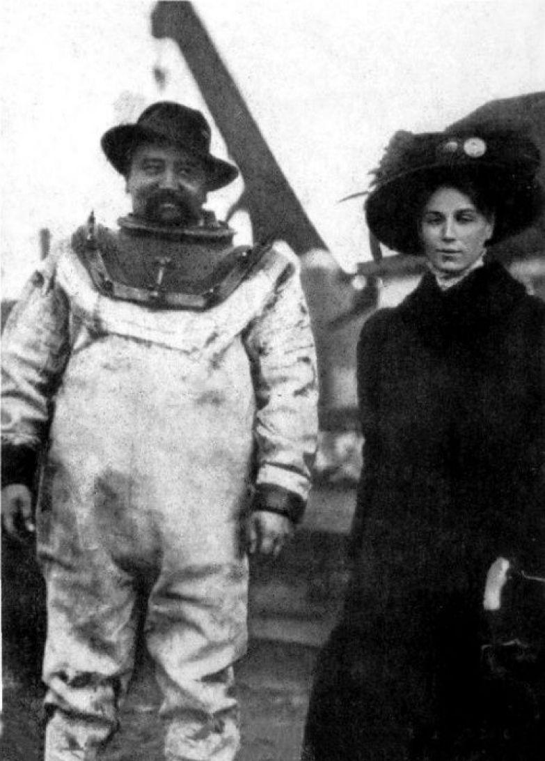 1909, Балаклава интересно, история, фото