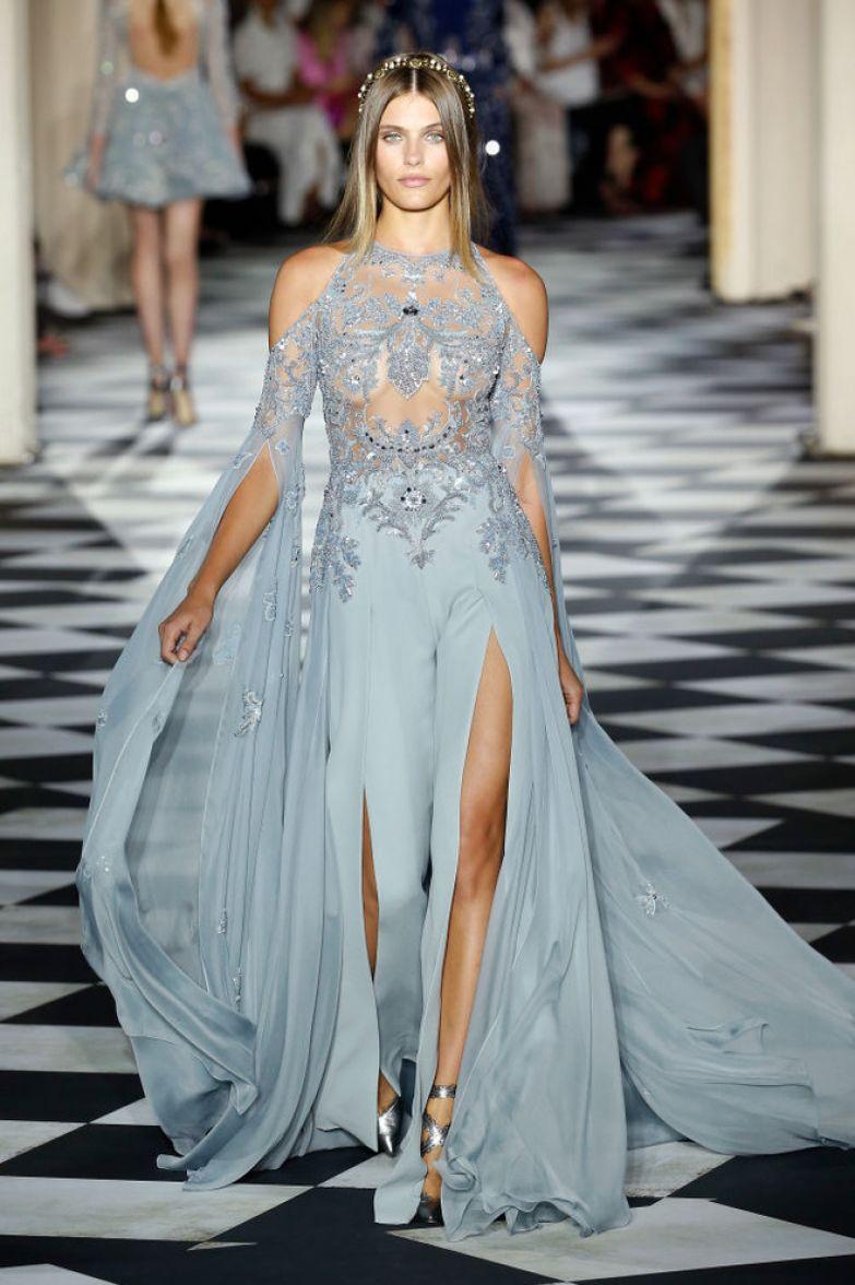 Великолепный век: 10 лучших платьев с показа Zuhair Murad (фото 6)