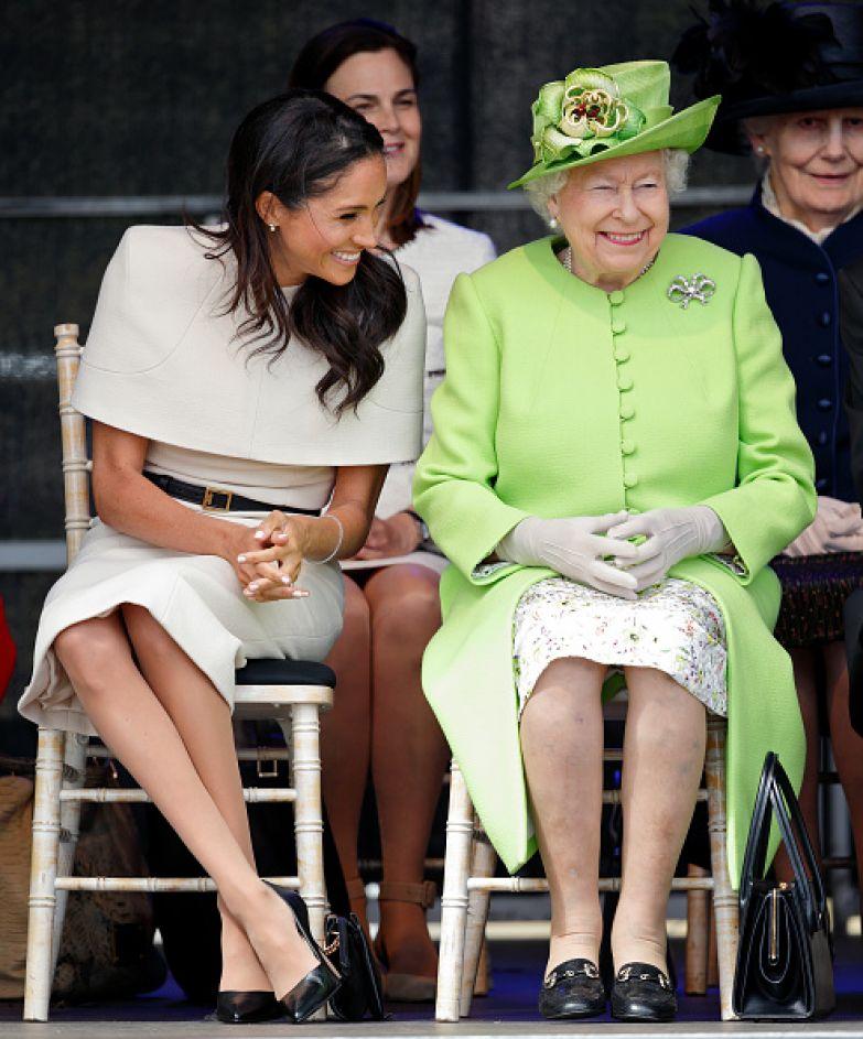 Какую обувь нельзя носить Меган Маркл? (фото 1)