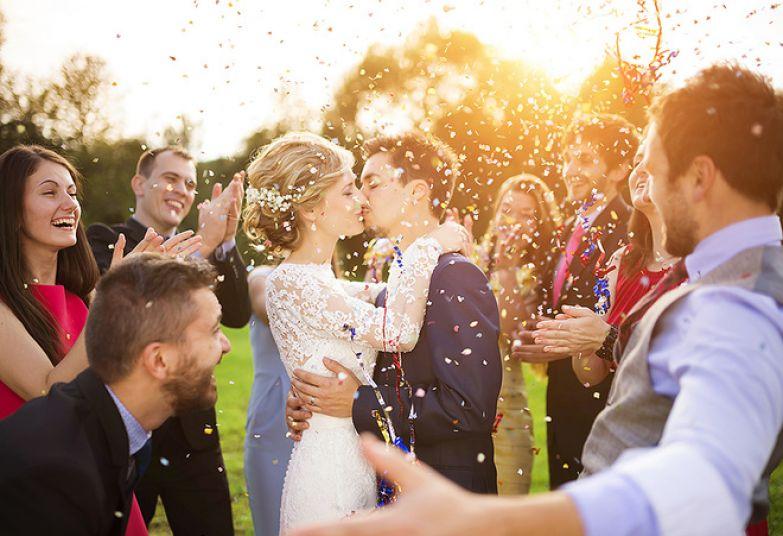 Львиная доля: что в астрологии означает дата вашей свадьбы? (фото 22)