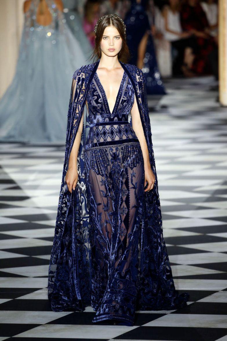 Великолепный век: 10 лучших платьев с показа Zuhair Murad (фото 1)