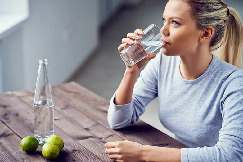 Я водяной, я водяной: как меньше отекать (фото 4)