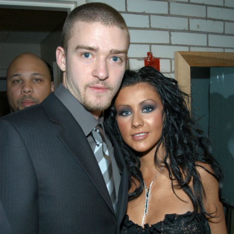 Джастин Тимберлейк и Кристина Агилера фото