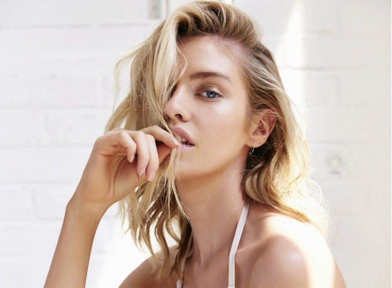 Как сделать модный мейкап и причёску за 5 минут?