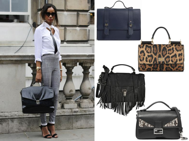 Zara, Dolce&Gabbana, Proenza Schouler, Fendi