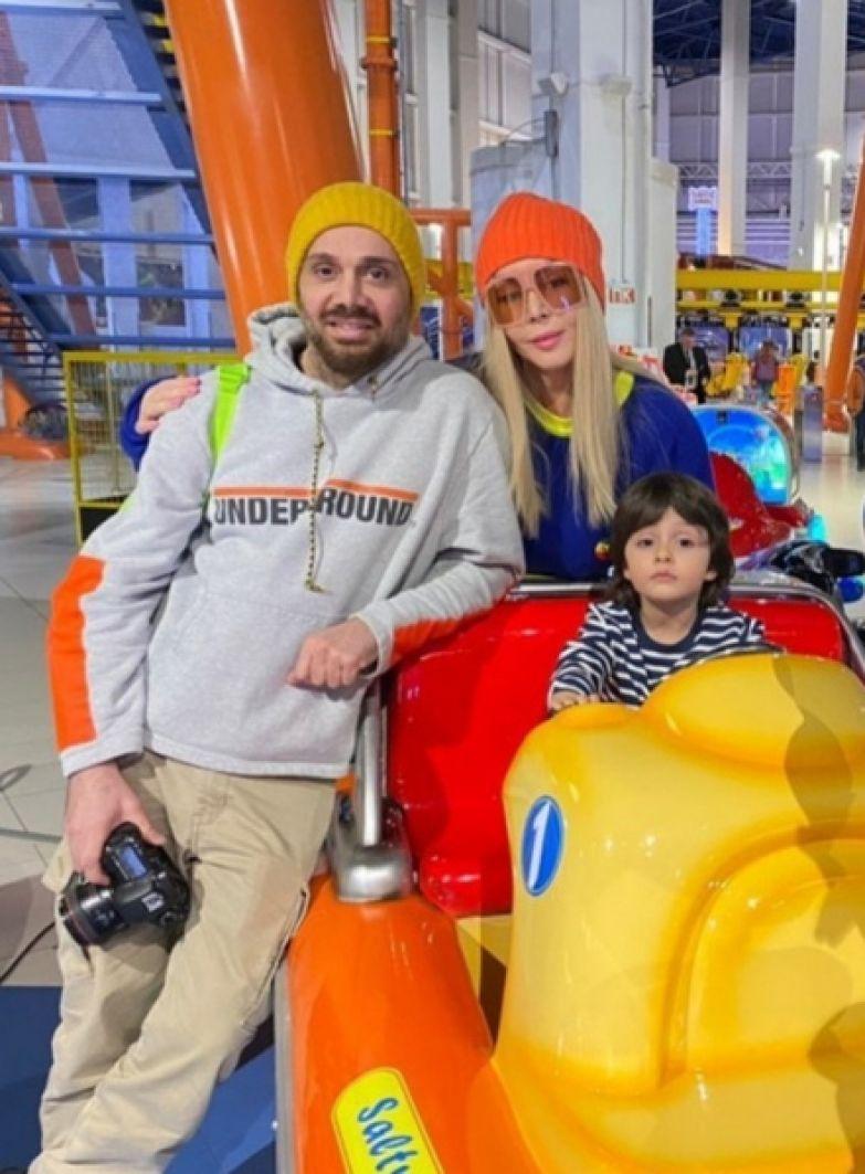 Ирина Билык счастлива с Асланом Ахмадовым