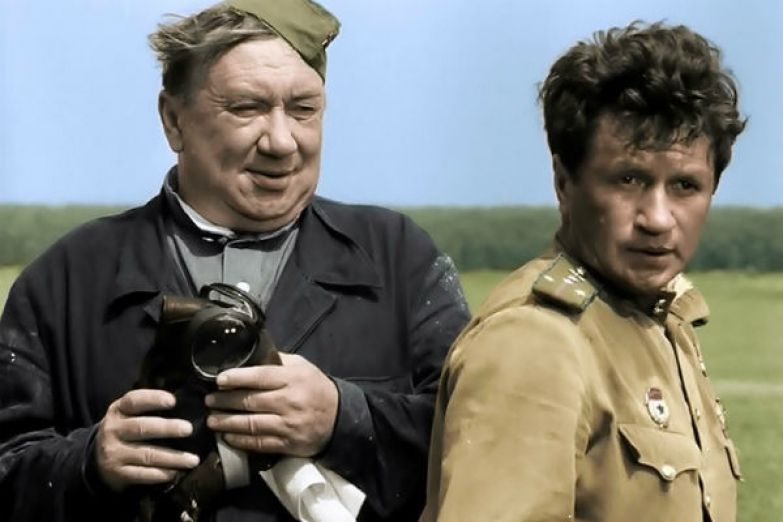 Алексей Макарович считал Леонида Быкова лучшим другом