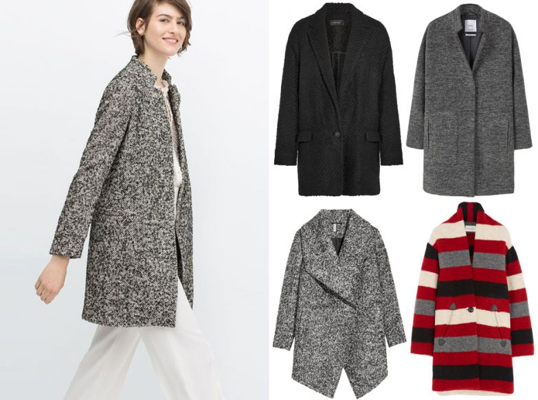 Zara, Isabel Marant, Mango, H&M, Étoile Isabel Marant