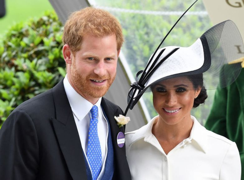Гарри и Меган пробудут в Великобритании только несколько дней