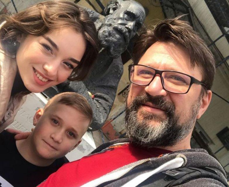 Виктор познакомил Марию со своими детьми