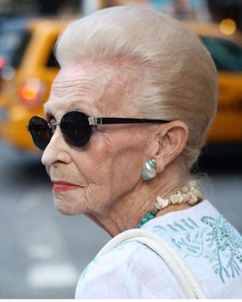 20 бабушек из Милана, на которых стоило бы равняться нашим