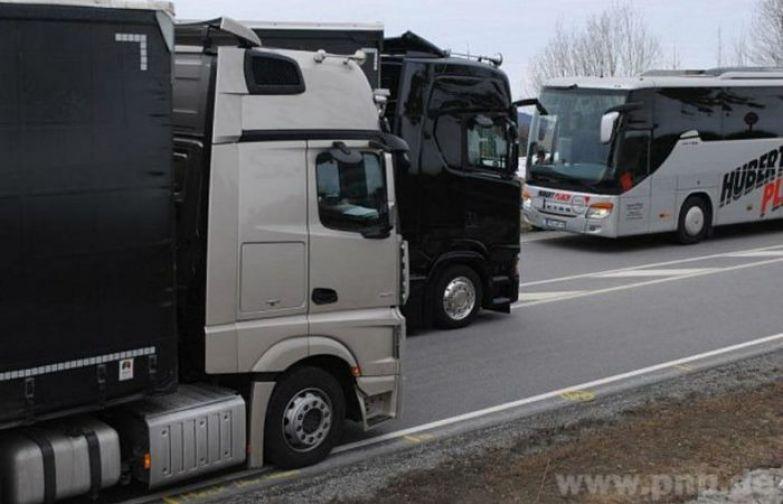 В Германии водителя приговорили к двум годам тюрьмы просто за опасный обгон