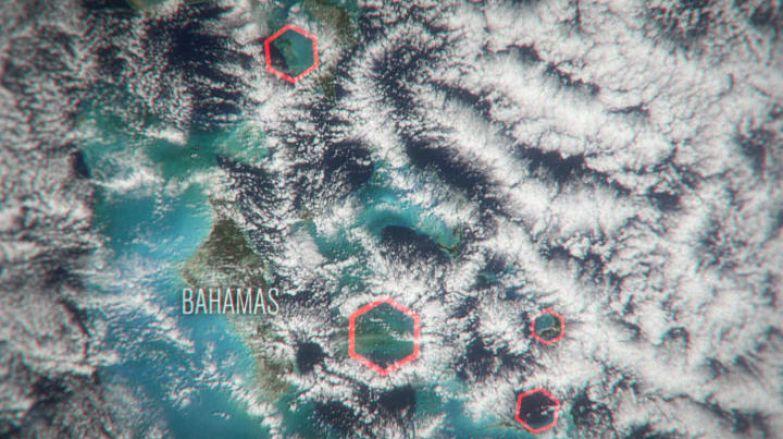 Картинки по запросу hexagon clouds bermuda triangle