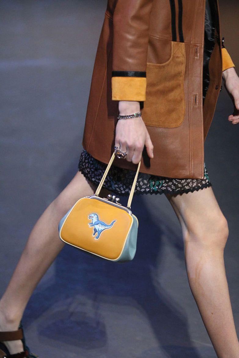 Сумки с Недели моды в Нью-Йорке