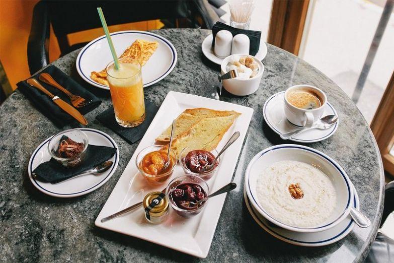 чем завтракать